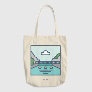 Leland Michigan Tote | Northpoint Studio